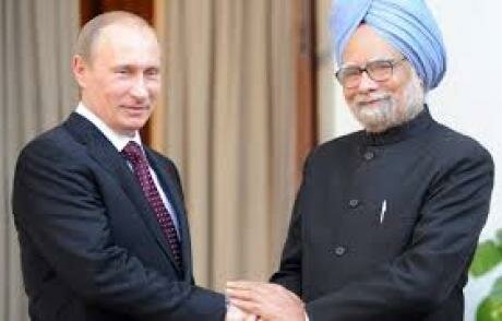 Mr. Anand Sharma in Indo-Russian Trade & Investment Forum